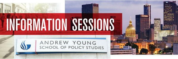 Andrew Young School information sessions